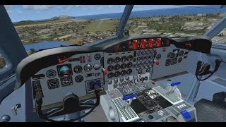 Lockheed L 188 Electra - turno de pista Navegantes - FSX