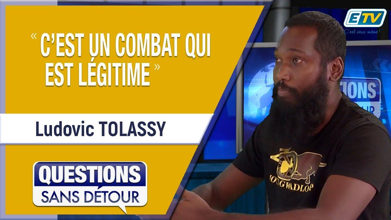 Questions Sans Détour avec Ludovic TOLASSY