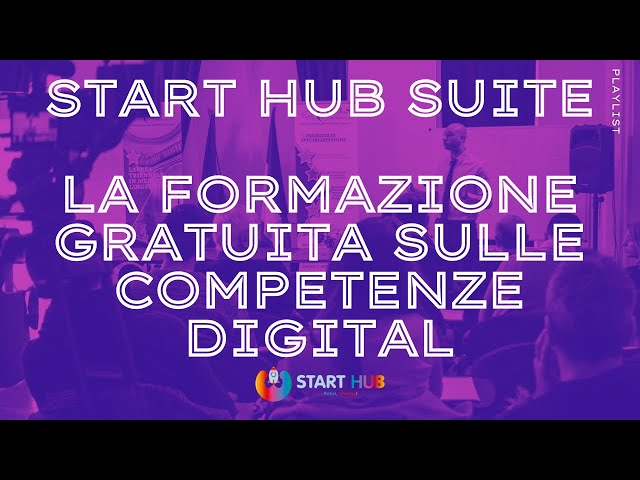 Start Hub Suite