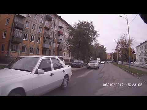 Ездим в районе 45 аптеки - алматинская, белинского по дворам - Усть-Каменогорск 2017