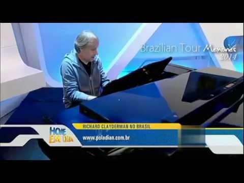 Richard Clayderman - Ballade Pour Adeline (Live 2014)