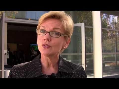 Jennifer Granholm, Governor of Michigan - Hub Culture Interview at GGCS3