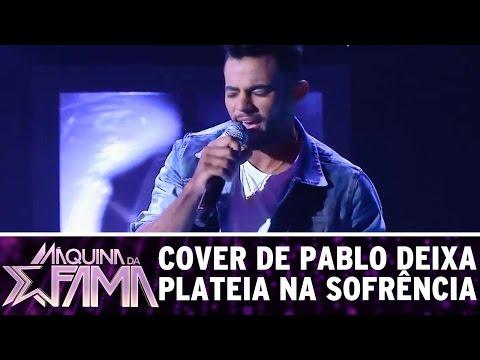 Máquina da Fama (15/08/16) - Gilmar Oliveira deixa plateia na sofrência ao som de Pablo