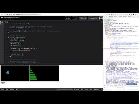 (Web Programming) Intro to D3.js