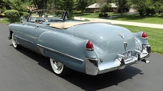 1949 Cadillac Caddy Series 6267X Convertible - My Car Story with Lou Costabile