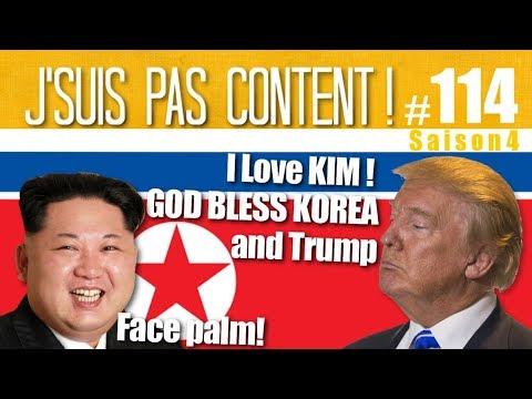 J'SUIS PAS CONTENT ! #114 : Trump VS Asie, Vodka Frelatée et WW3 !
