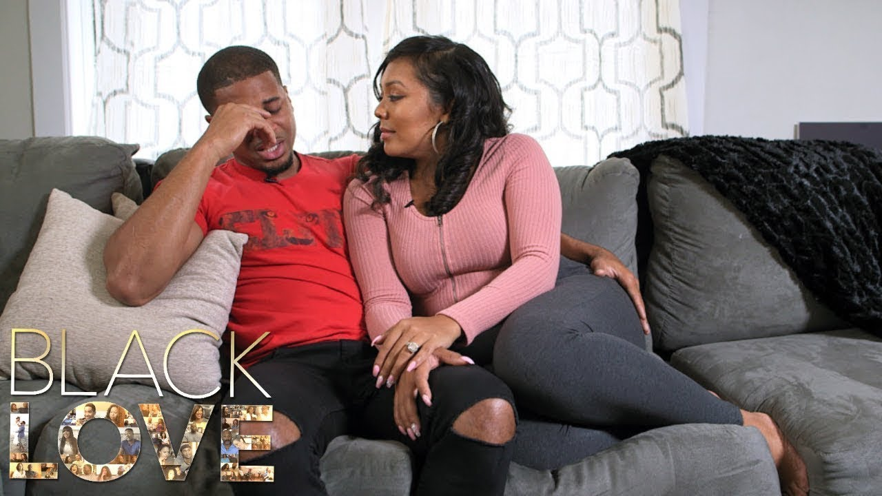 "Devale Ellis Gets Emotional Reflecting on His Wife's Support During a ""Dark Time"" 