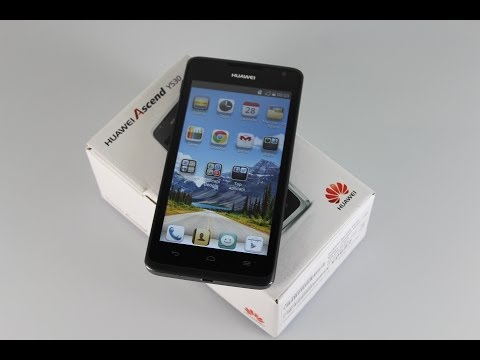 Huawei Ascend Y530 - unboxing si primele impresii [Gadget.ro]