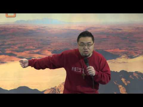 """""""The Power to Move People"""" - Pastor Phillip Kim"""