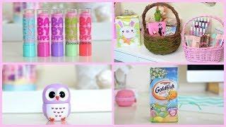 Easter Basket Ideas ~ Easter Gift Ideas Thumbnail