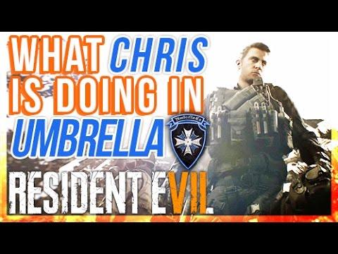 Resident Evil 7 - NOT A HERO DLC - Blue Umbrella NEW INFORMATION