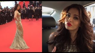 Driving Through Cannes with Aishwarya Rai | #InsideCannes 2014 | VOGUE India