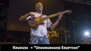 (Antigua Carnival 2016 Soca Music) Krokuss - Underground Eruption
