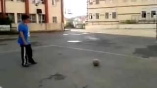 Vurdu gol oldu :)