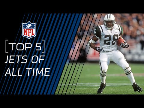 Top 5 Jets of All Time | NFL