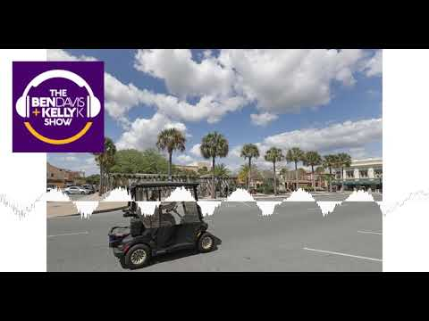 Setting the Bar: Naked In A Golf Cart - YouTube