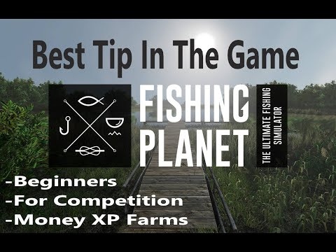 Fishing Planet, Best Tip In The Game For Beginners, Competitions, Xp Money Farms |