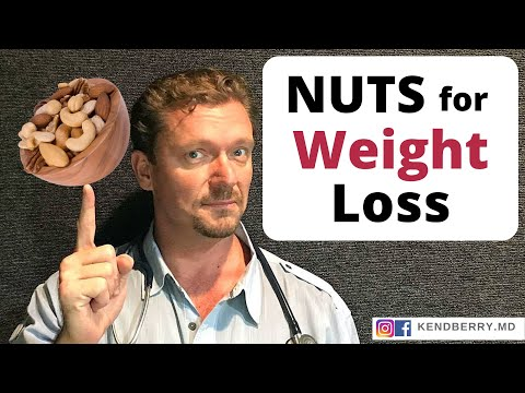 🌳 The 7 Best Nuts for Weight Loss AND 5 That Will Stall You