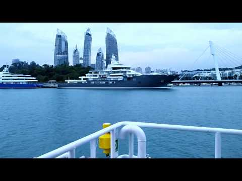 Harbor front Approach Singapore