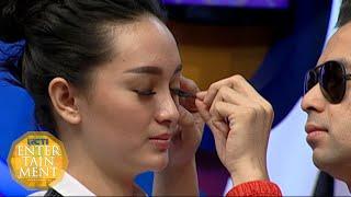Wajah asli Zaskia Gotik tanpa make up [Dahsyat] [22 Okt 2015]