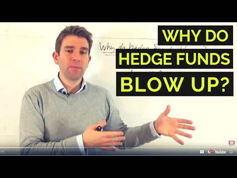 Why do Hedge Funds Blow Up!? 🤔