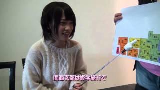 """月刊ヒーローズ川栄李奈""""ガチ推し""""企画です。 WEBサイト(http://www.rin..."""