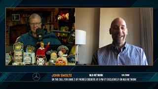 John Smoltz on tнe Dan Patrick Show (Full Interview) 10/8/20
