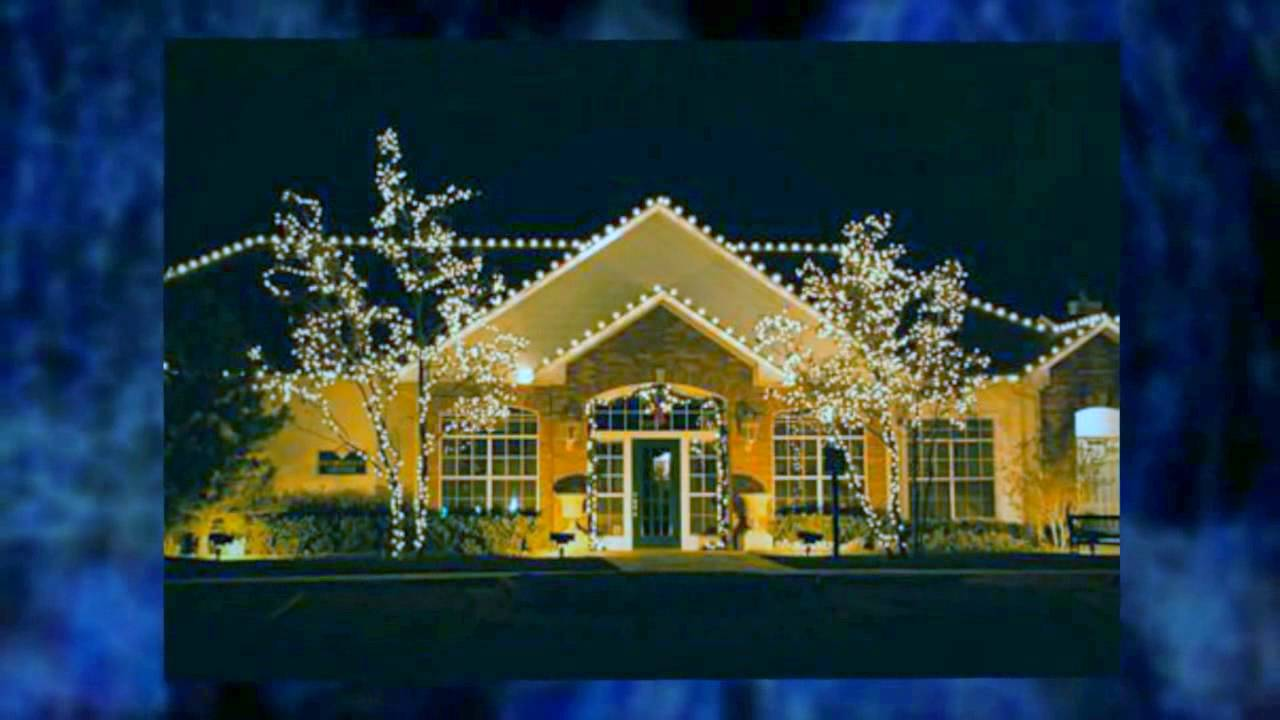 commercial christmas light installation woodridge darien retail holiday lighting