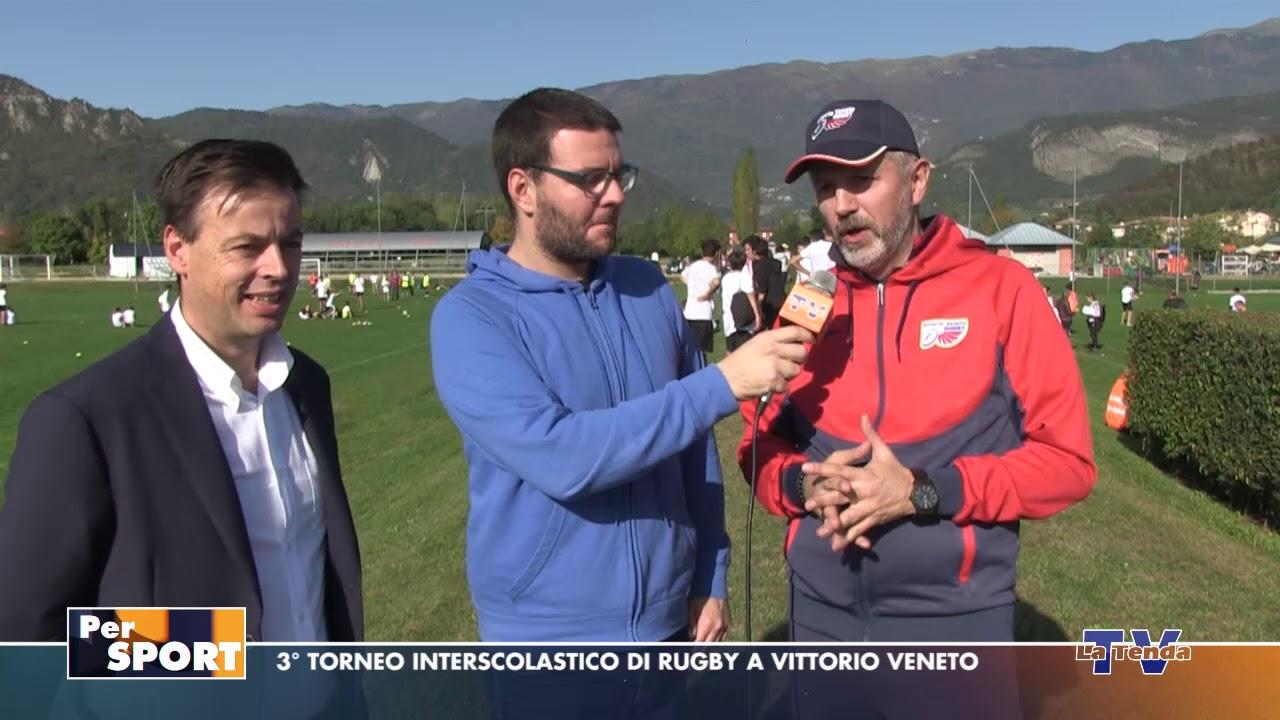 Per Sport - 3° torneo interscolastico di rugby