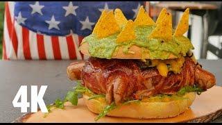 Bowser Burger - Bbq Grill Rezept Video - Die Grillshow Special