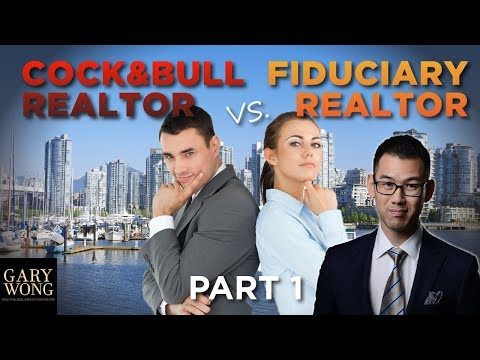 Realtor vs Fiduciary Realtor - Who's Looking Out For Your Best Interests - Part 1