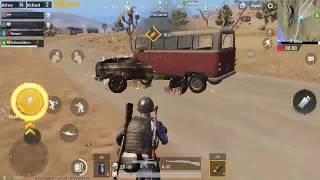 CAR ACCIDENT AND DANCING CAR || PUBGMOBILE