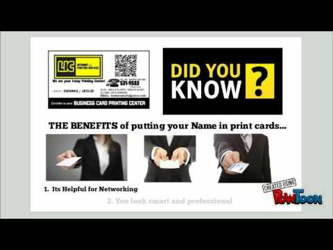 Lic business card services2016 youtube lic business card services2016 colourmoves
