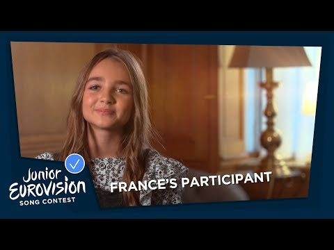 France is back! Angélina is ready for Minsk - Junior Eurovision Song Contest 2018