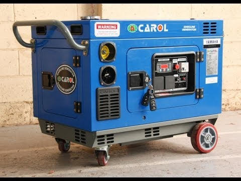 Yamaha Generator For Sale Of Kamagen Yamaha Powered Generators For Sale Youtube