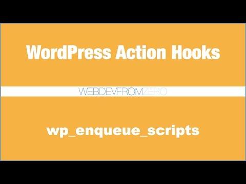 Tutorial WordPress Plugins - Action Hooks