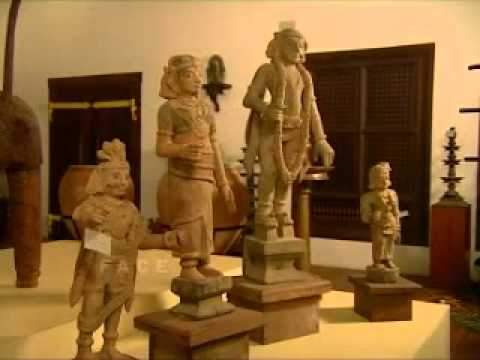 Kerala Folklore Museum - Documentary