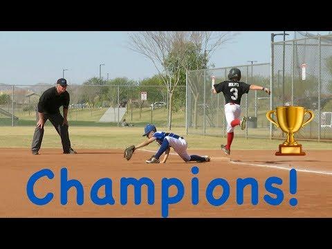 First 11u Baseball Championship