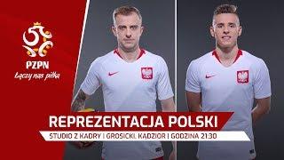 Skrzydłowi w formie | Grosicki, Kądzior | Studio z Kadry | Sopot, 12.11.2018
