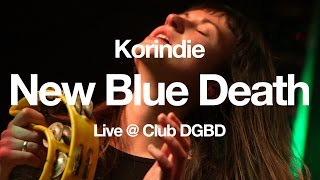 New Blue Death - Wolves - Korindie