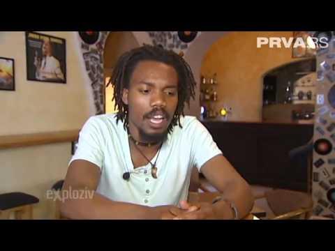 Tommy T interview on Prva Tv EXplosiv !
