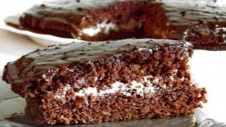 Торт «Южная ночь».Очень Вкусный Рецепт