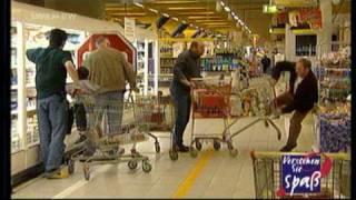 Superspaß im Supermarkt: Verkehrschaos | Verstehen Sie Spaß?