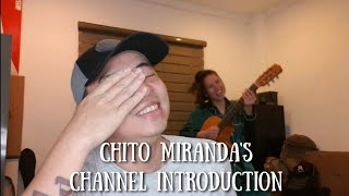 YouTube Channel Introduction | Chito Miranda