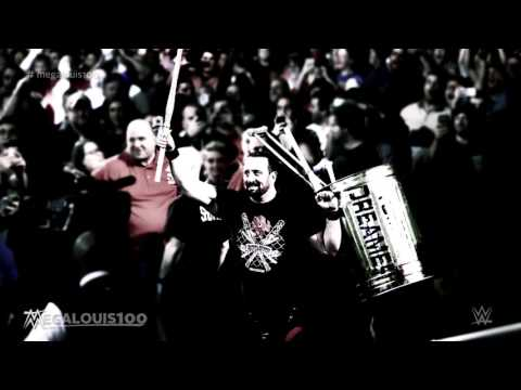"""2015: Tommy Dreamer 9th and NEW WWE Theme Song - """"Alone"""" with download link"""