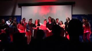 Superstition: Redline A Cappella Invitational 2018