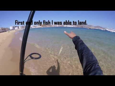Surf Fishing Cabo San Lucas