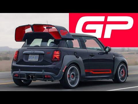 BIG WING! 2021 Mini JCW GP Review