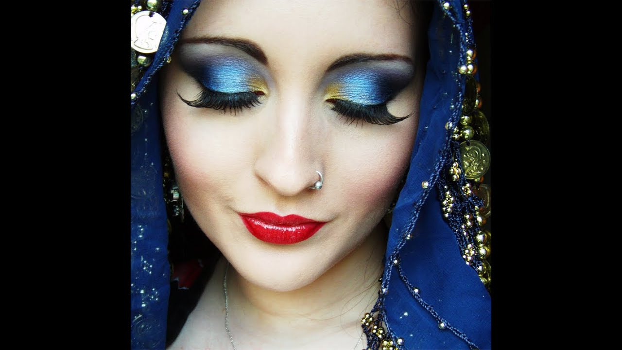 Indian Summer Bridal Makeup