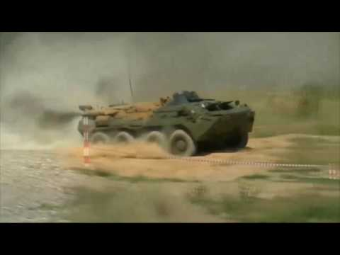 Ukraine on high alert as 40,000 Russian troops mass on border